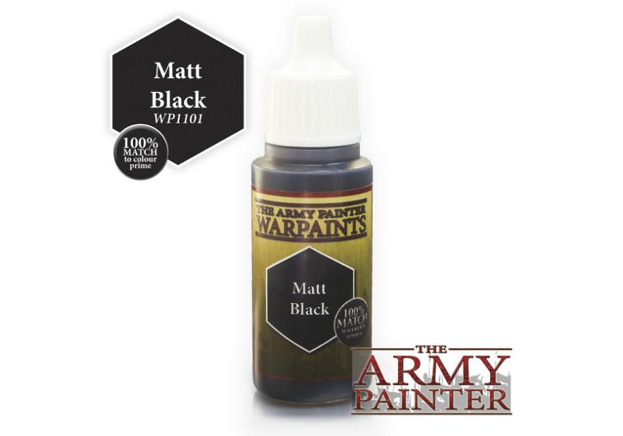 Warpaint - Matt Black