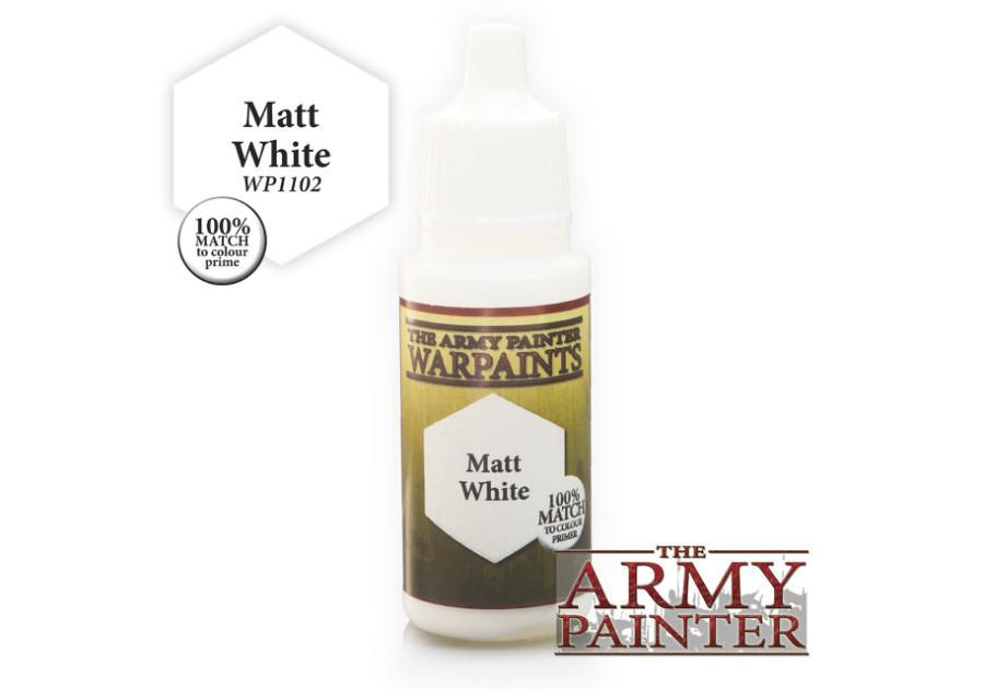 Warpaint - Matt White