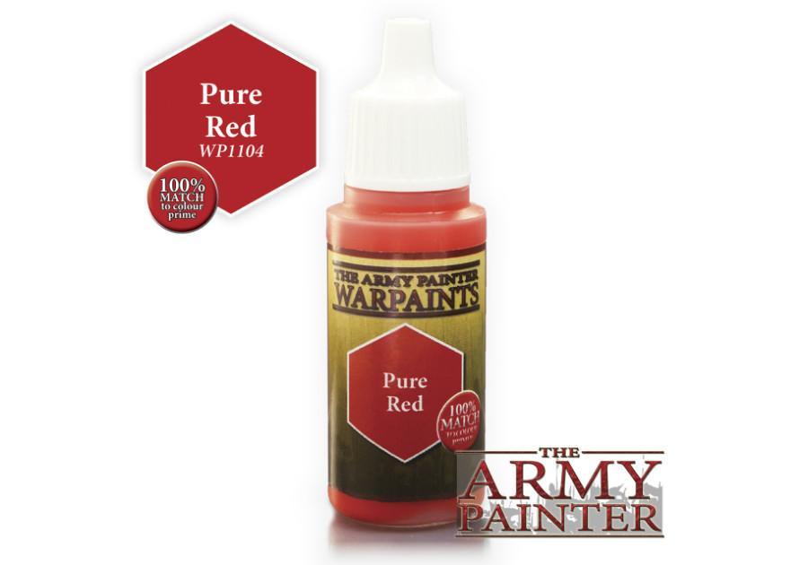 Warpaint - Pure Red