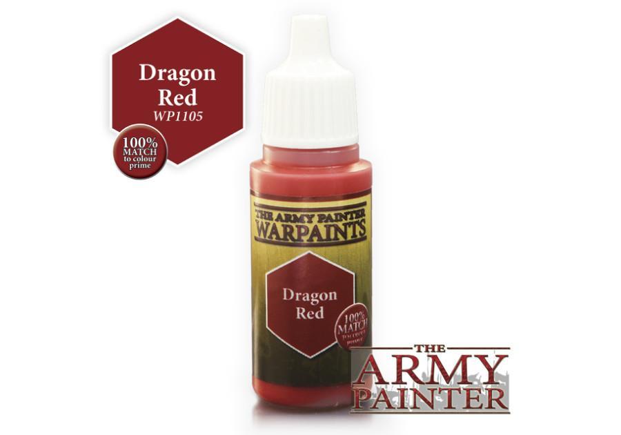 Warpaint - Dragon Red
