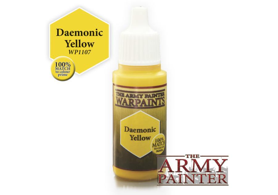 Warpaint - Daemonic Yellow
