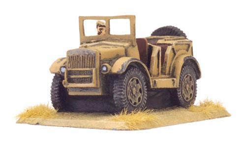 TL-37 Tractor (x2 Resin)