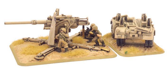 88/56 (FlaK36) Gun