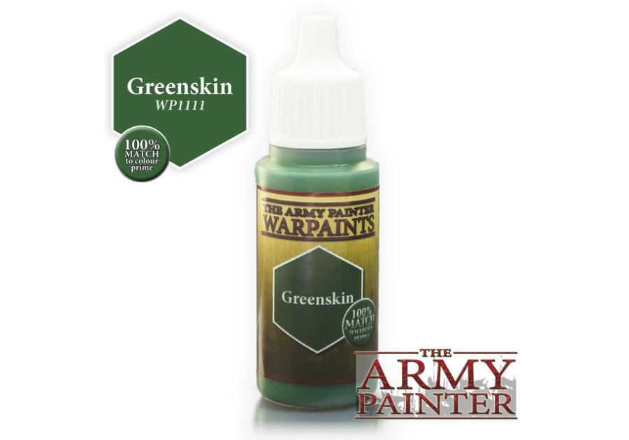Warpaint - Greenskin