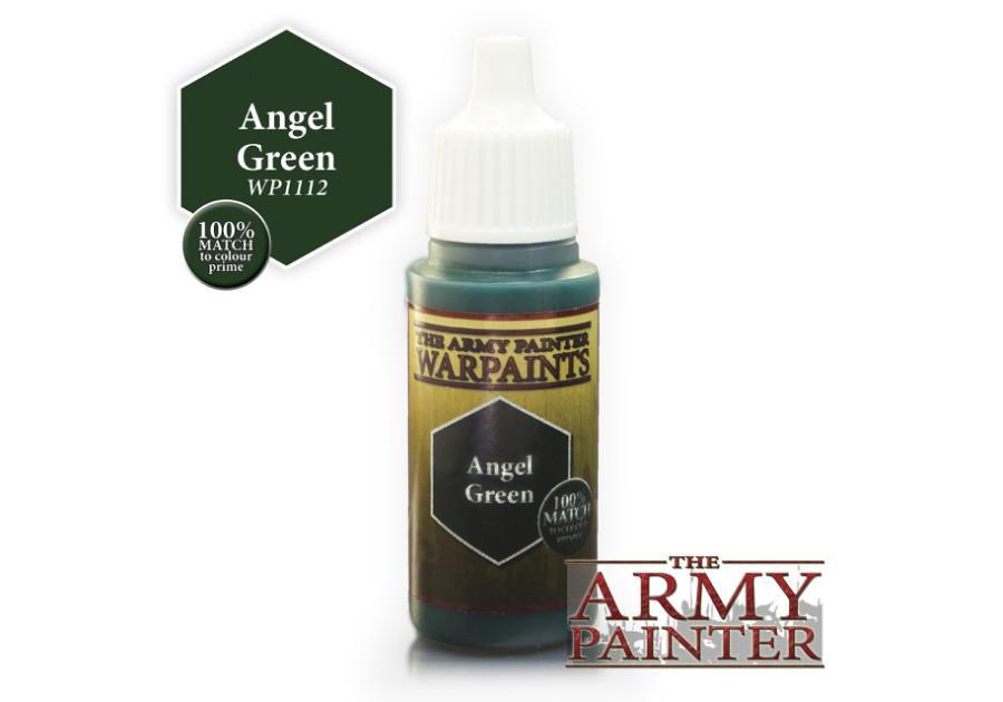 Warpaint - Angel Green