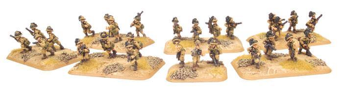 Bersagliere Platoon