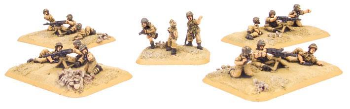 MG Platoon (Folgore)