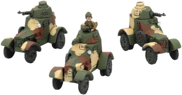 Wz. 34 Armoured Car