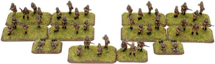 Dismounted Kawalerii