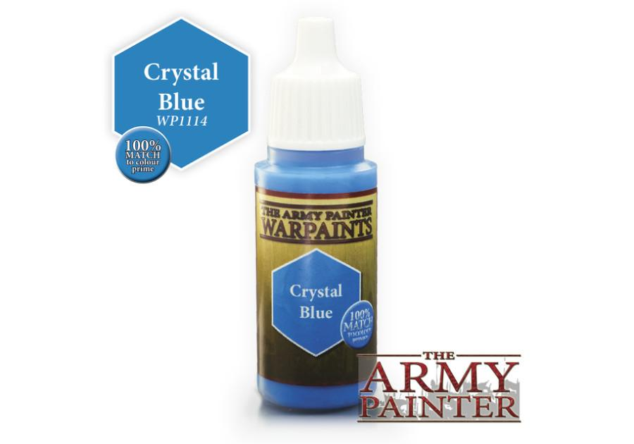 Warpaint - Crystal Blue