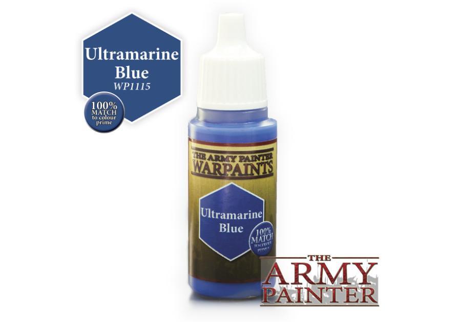 Warpaint - Ultramarine Blue