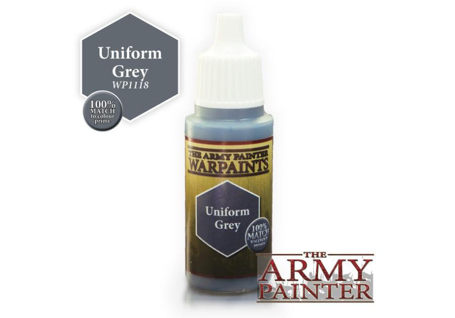 Warpaint - Uniform Grey