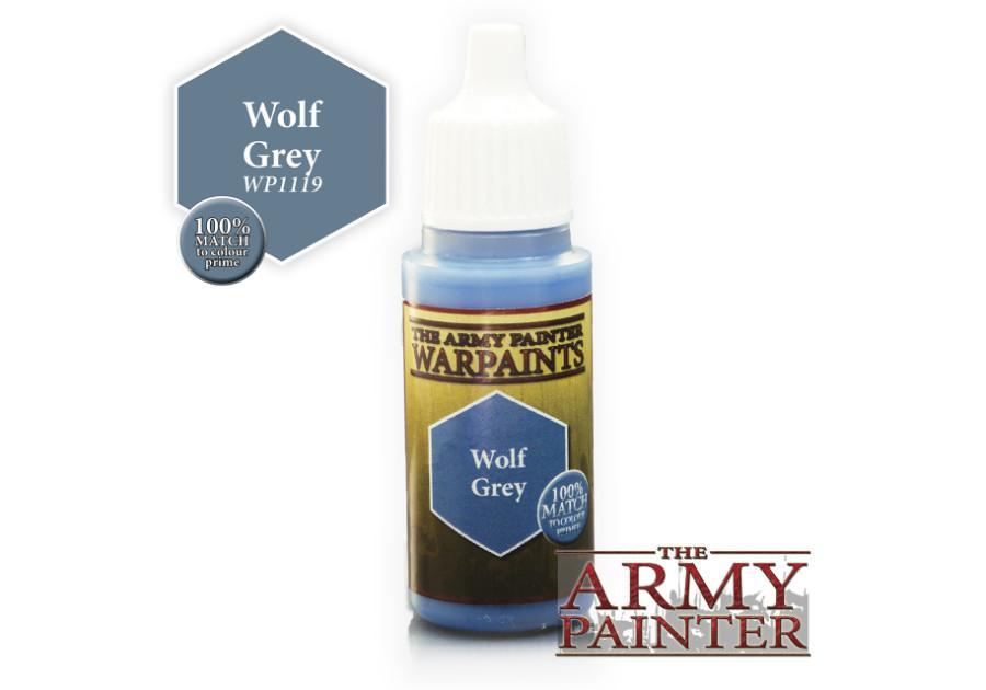 Warpaint - Wolf Grey