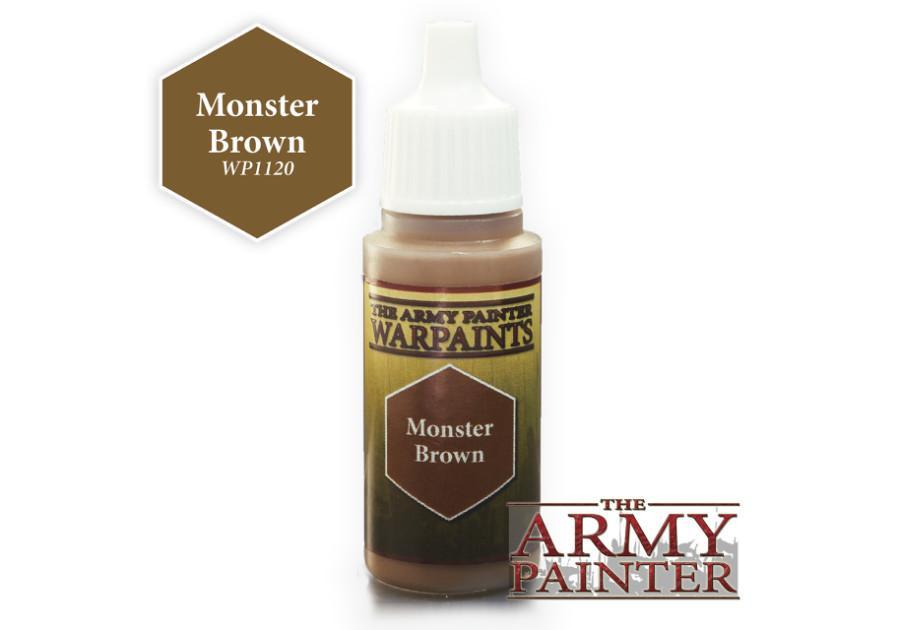 Warpaint - Monster Brown