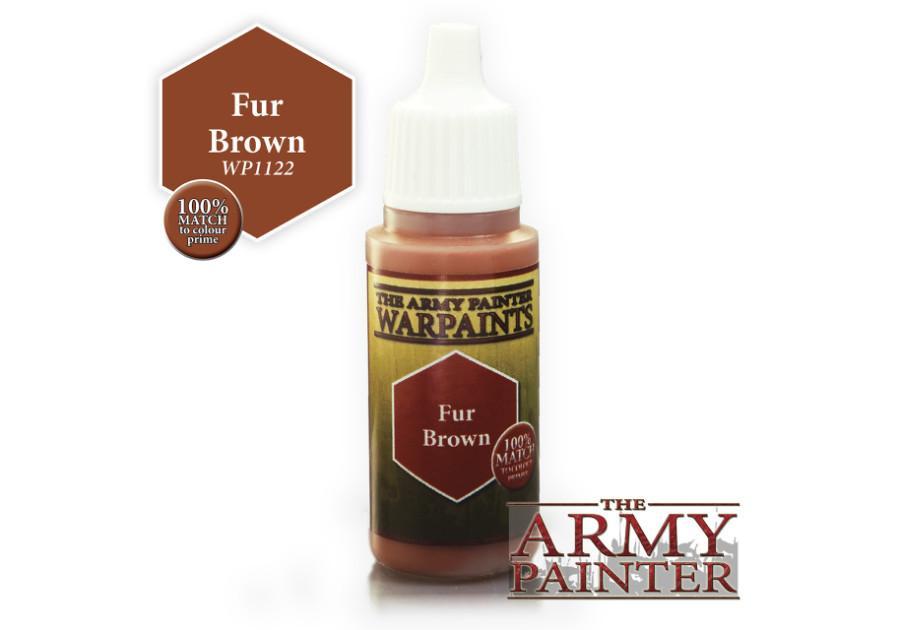 Warpaint - Fur Brown