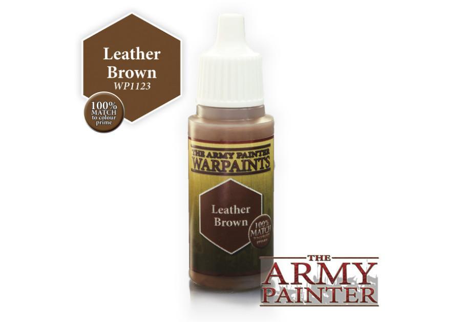 Warpaint - Leather Brown
