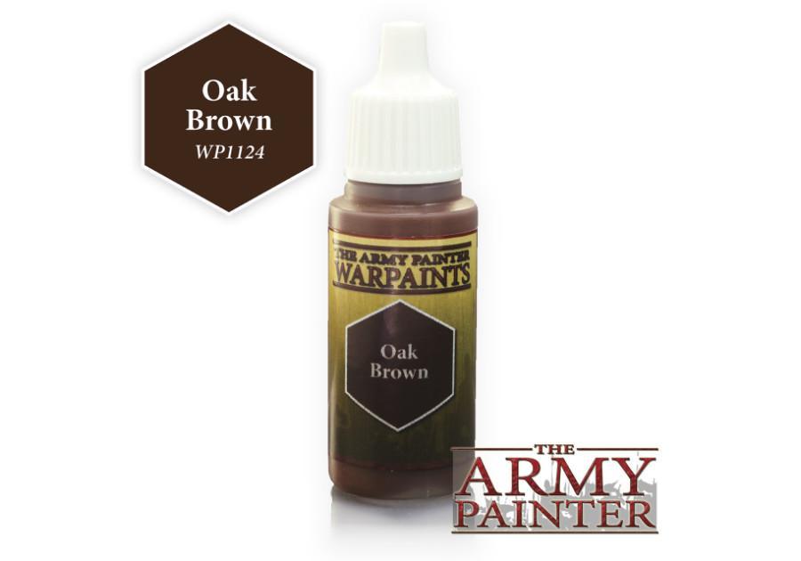 Warpaint - Oak Brown