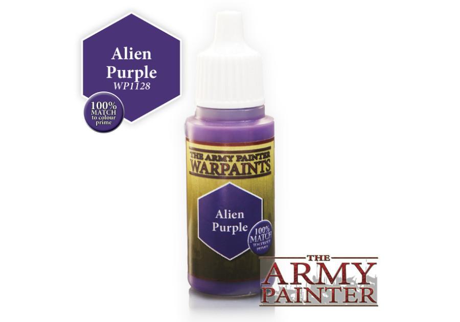 Warpaint - Alien Purple