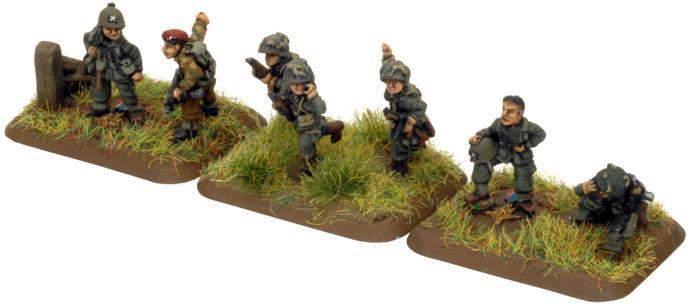 US Para Warriors Of Market Garden