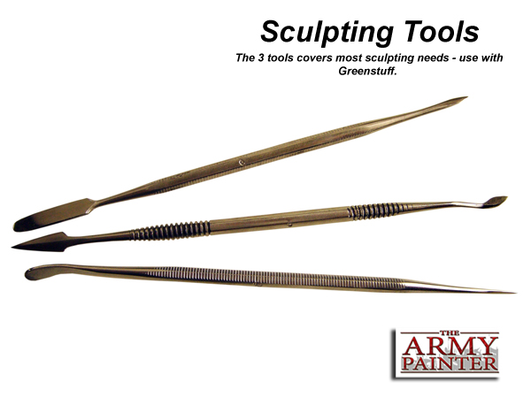 Tool - Hobby Sculpting Tools