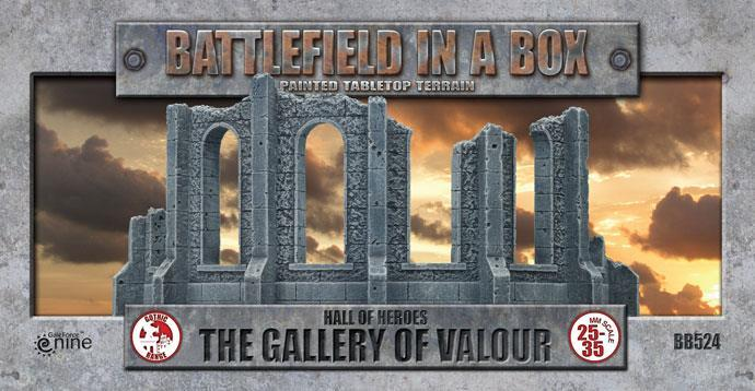 The Gallery Of Valour