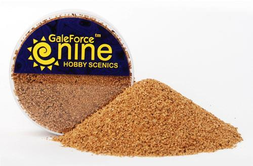 Hobby Round: Fine Basing Grit