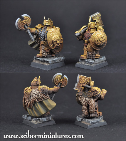 28mm/30mm Golden Guard set2 (2)