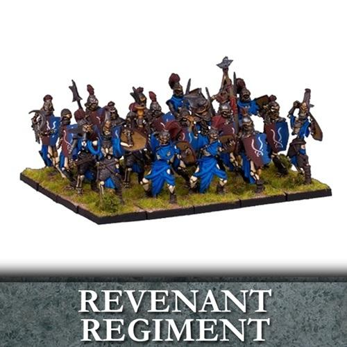 Undead Revenant Regiment (20 Elites)