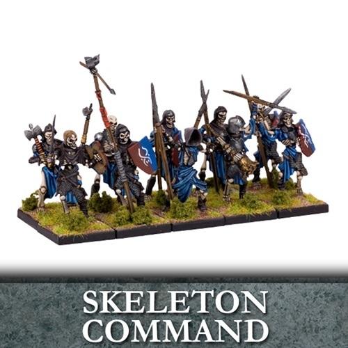 Undead Skeleton Command (10)