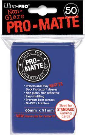 Pro Matte BLUE DPD