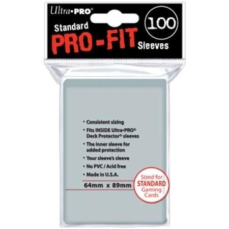Sleeve Card, Pro-Fit, STD size