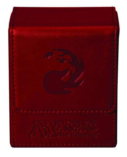 Magic Mana Flip Box Red