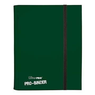Pro Binder Dark Green