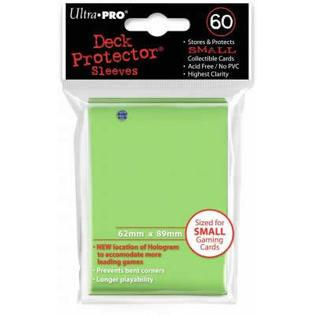 Small Lime Green DPD