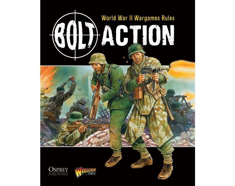 Bolt Action Rulebook