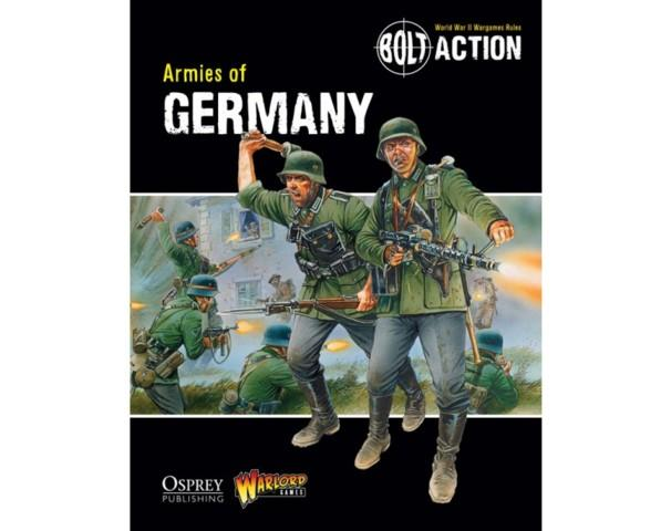 German Army Book