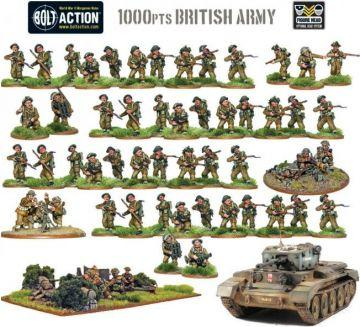 Bolt Action Starter Army - British