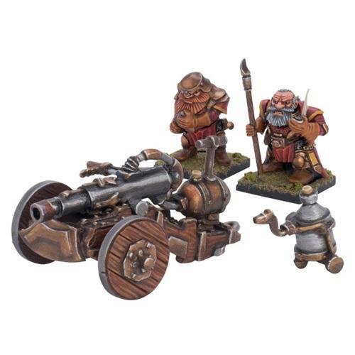 Dwarf Flame Cannon