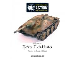 German Hetzer Tank Destroyer
