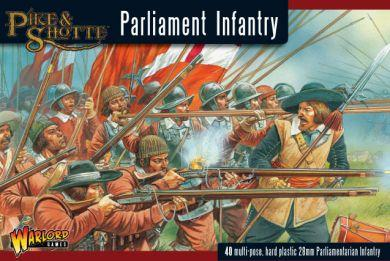 Parliamentarian Infantry (40)