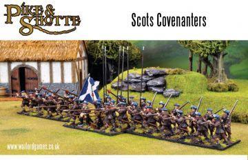 Covenanter Infantry (40)