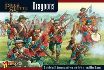 Dragoons (12 ft. 12 mtd)