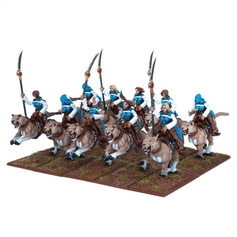 Basilean Sisterhood Lancers (10)