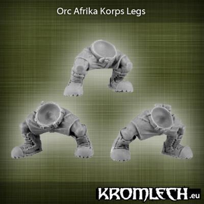 Orc Afrika Korps Legs