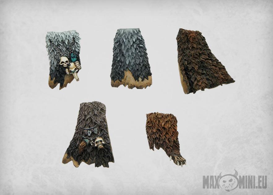 Fur Cloaks