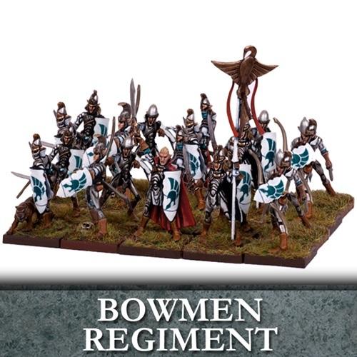 Elf Bowmen Regiment (20)