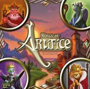 Kings of Artifice - the Board Game