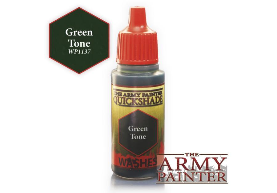 Warpaint - QS Green Tone Ink