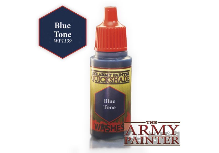 Warpaint - QS Blue Tone Ink