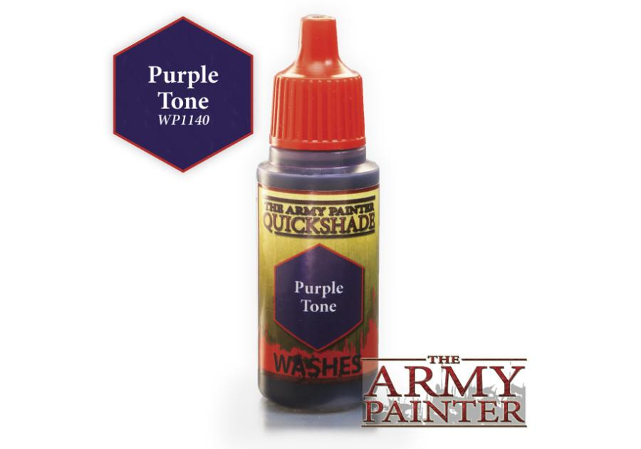 Warpaint - QS Purple Tone Ink